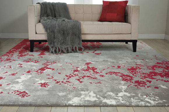 TWI21 Grey-Modern-Area Rugs Weaver