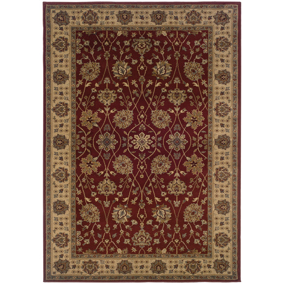 TYB 733R6-Traditional-Area Rugs Weaver