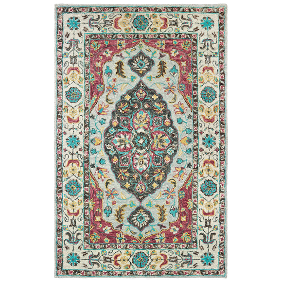ZAHRA 75504-Traditional-Area Rugs Weaver