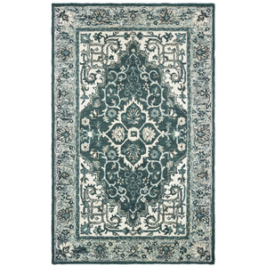 ZAHRA 75506-Traditional-Area Rugs Weaver
