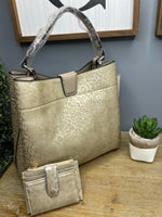 Tati Light Gold Bag
