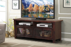 FURNITUREMATTRESSDIRECT-TV STAND - ESPRESSO FINISH F-TS101