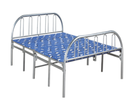 Image of FURNITUREMATTRESSDIRECT-Folding Bed FB 100-2