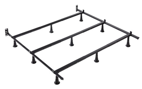 FurnitureMattressDirec- DELUXE METAL BED FRAME (DOUBLE)