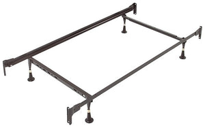 FurnitureMattressDirec- DELUXE METAL BED FRAME (TWIN)
