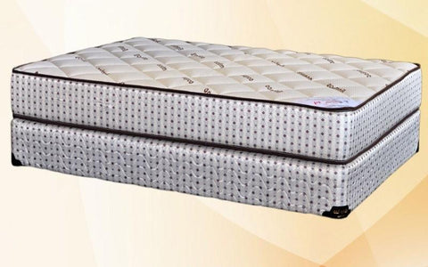 FurnitureMattressDirec- Orthopedic Deluxe Bamboo One Sided Mattress