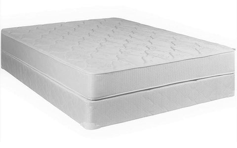 FurnitureMattressDirec- Orthopedic Double-Sided Deluxe Mattress – White