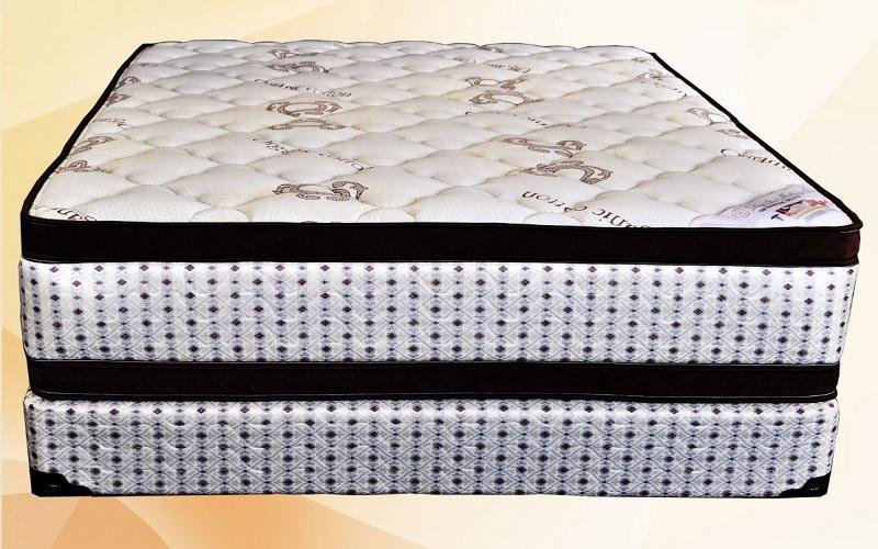 FurnitureMattressDirec- Orthopedic Double-Sided Euro Top Mattress-1