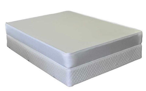 FurnitureMattressDirec- Orthopedic Double-Sided Smooth Top Mattress – White