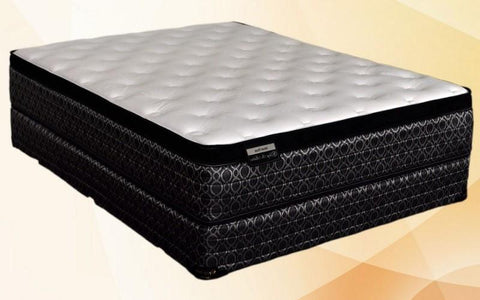 FurnitureMattressDirec- Orthopedic Euro Top Mattress - Velvet Rose
