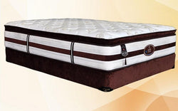 Orthopedic Pillow Top Pocket Coil Mattress - Siesta