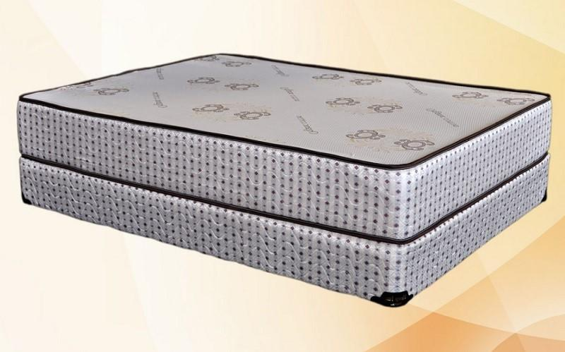 FurnitureMattressDirec- Orthopedic Premium Foam Bamboo Mattress