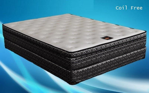 FurnitureMattressDirec- Orthopedic Premium Foam Euro Top Mattress