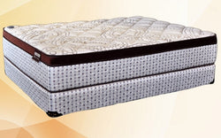 FurnitureMattressDirec- Pocket Coil Euro Top Mattress Amenity (Foam Encased)
