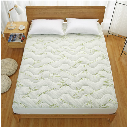 Swiss Bamboo - Jacquard Bamboo Waterproof Mattress Protector