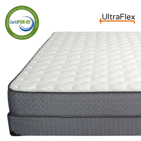 Ultraflex CLASSIC- Orthopedic Luxury Gel Memory Foam, Eco-friendly Mattress