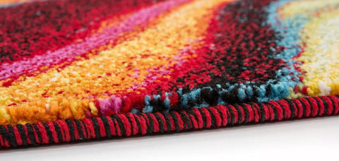 "Image of AREA RUG - 085 - 5'3"" X 7'6"""