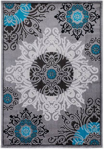 FurnitureMattressDirect- AREA RUG - 003 - 53 X 76-1