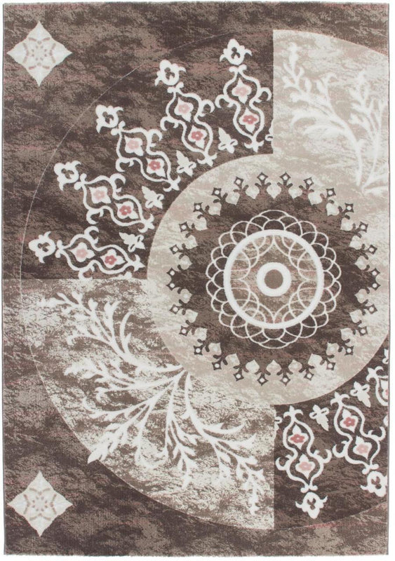 FurnitureMattressDirect- AREA RUG - 025 - 53 x 76