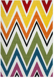 FurnitureMattressDirect- AREA RUG - 099 - 53 x 76-1
