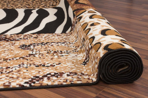 Image of FurnitureMattressDirect- AREA RUG - 126 - 26x49 -2