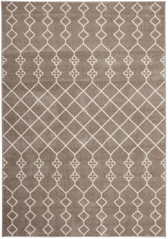 Image of FurnitureMattressDirect- AREA RUG - 135 - 66 x 95 -1