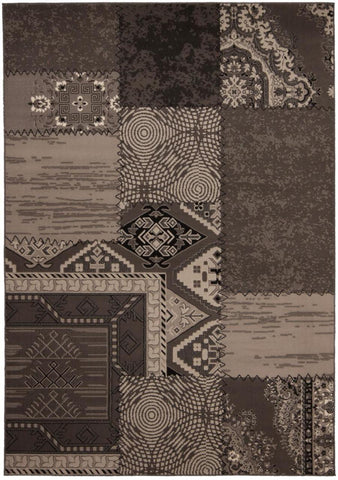 Image of FurnitureMattressDirect- AREA RUG - 160 - 63x92 -1
