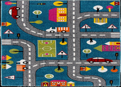 FurnitureMattressDirect- AREA RUG - 187 - 53 x 76-1
