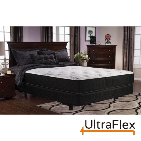 Image of Ultraflex Tempurpedic Mattress Set with Boxspring