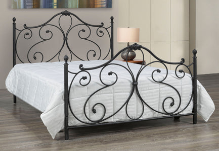 FurnitureMattressDirect-Headboard-Black A43