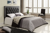 FurnitureMattressDirect-Headboard Black with Jewels A54