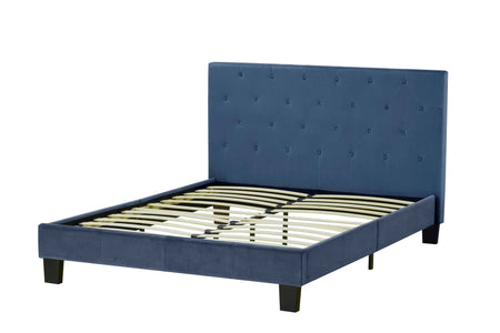 Mason Blue Queen Bed
