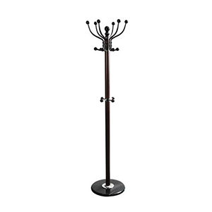 "FURNITUREMATTRESSDIRECT-COAT RACK 14""L"