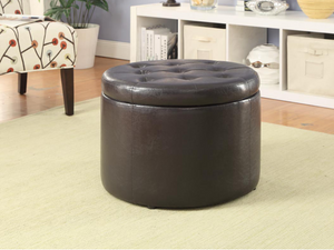 FURNITUREMATTRESSDIRECT-Ottoman With Storage BS119