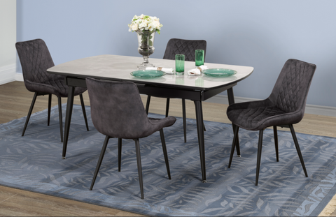 Image of 5-PIECE DINING SET