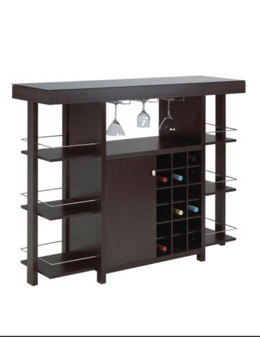 Image of BAR UNIT - DARK CHERRY