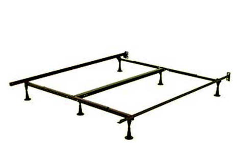 Deluxe Metal Bed Frame