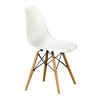 furnituremattressdirect-Eiffel Chair in White-INTCHA553