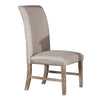 FURNITUREMATTRESSDIRECT-FMD UPHOLSTERED DINING CHAIR-INTCHA554