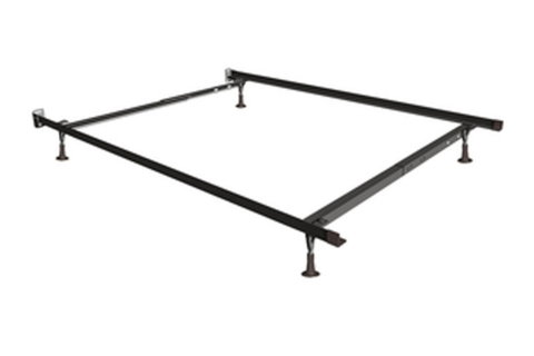 furnituremattressdirect-Glide Bed Frame - Twin