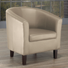 FURNITUREMATTRESSDIRECT-TUB CHAIR - TAUPE