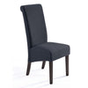 Parson Chair in Dark Grey