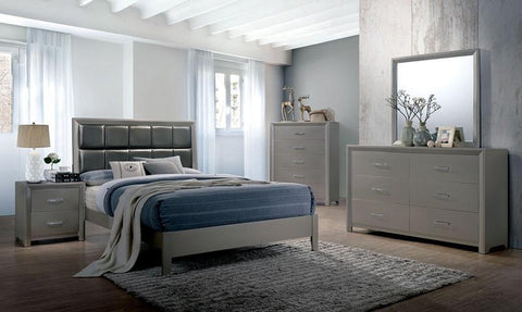 Grey Bedroom Set