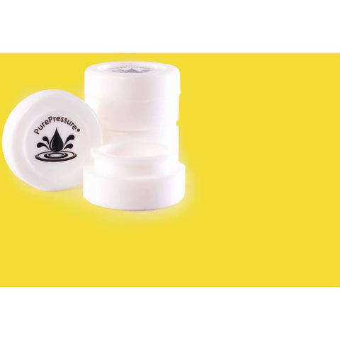 Pure Pressure Small Silicone Containers Kit (3 pcs) - 13Leafz