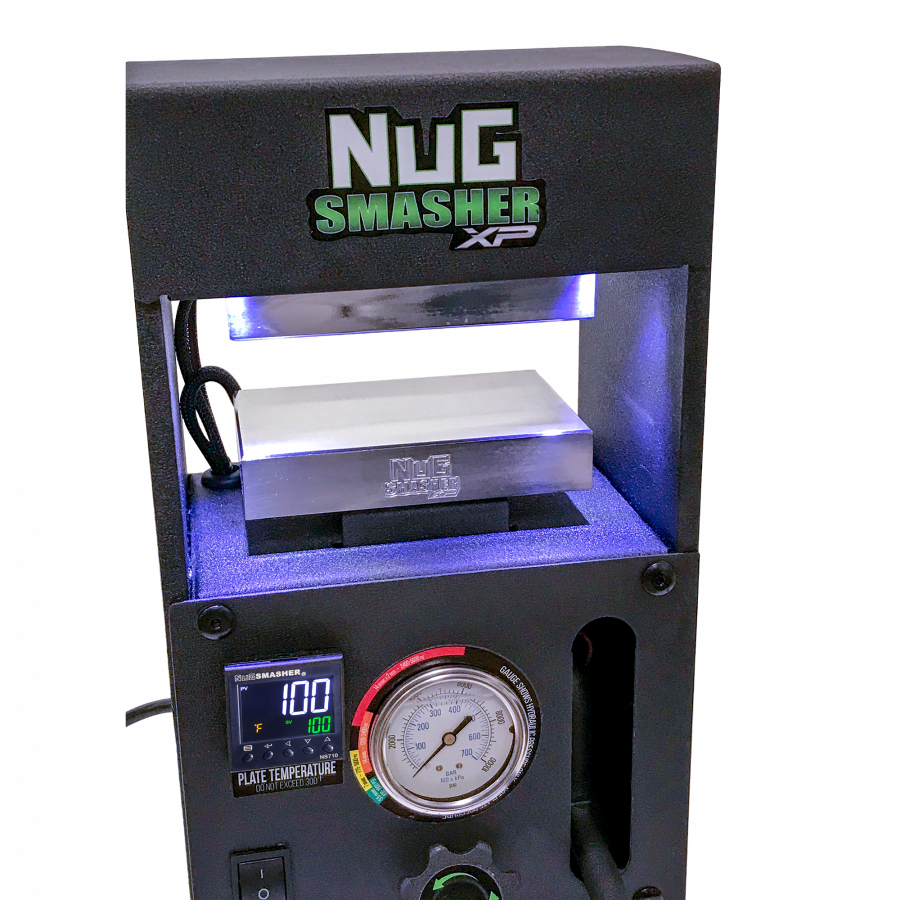 NugSmasher XP Manual Rosin Tech Press | 12 Ton - 13Leafz