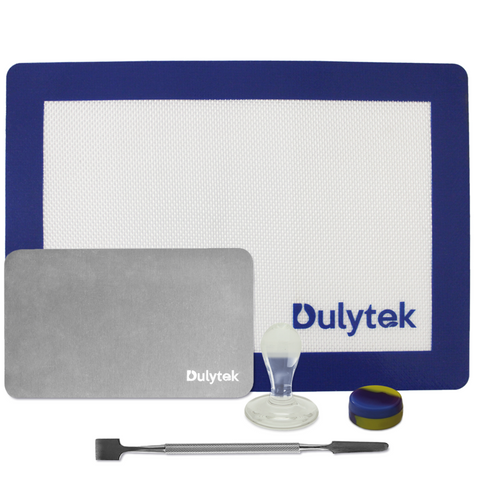 Dulytek DM800 Personal Manual Rosin Heat Press - 13Leafz