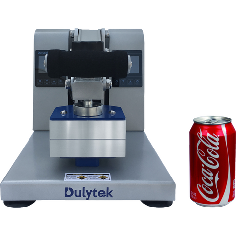 Dulytek DM1005 Clamshell Manual Rosin Press - 13Leafz