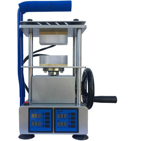 Dulytek DW4000 Handwheel Manual Heat Rosin Press | 2.5 Ton - 13Leafz