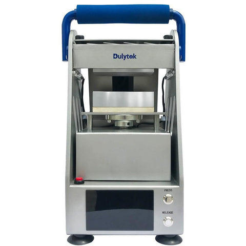 Dulytek DW6000 Electric Rosin Heat Press | 3 Tons, Hands-Free - 13Leafz