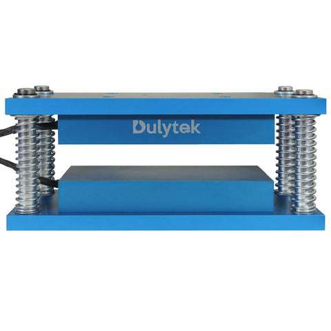 "Dulytek 3x8"" Retrofit Rosin Heat Caged Plate Kit 